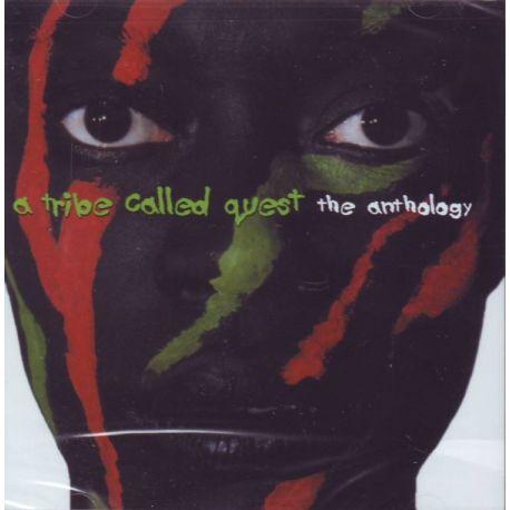 A TRIBE CALLED QUEST - THE ANTHOLOGY - WYDANIE AMERYKAŃSKIE