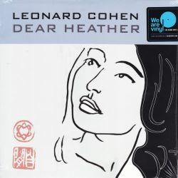 COHEN, LEONARD - DEAR HEATHER (1 LP) - WE ARE VINYL EDITION - 180 GRAM PRESSING