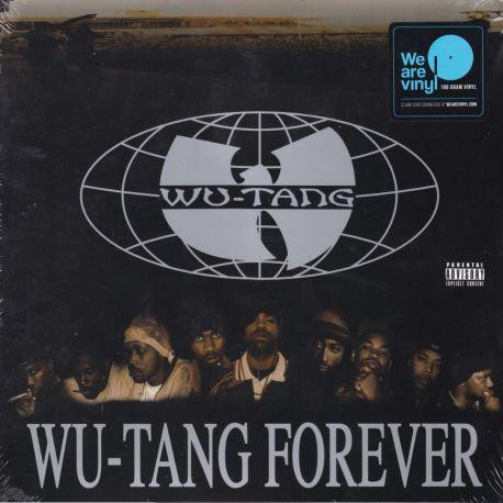 WU-TANG CLAN - WU TANG FOREVER (4LP) - MOV EDITON - 180 GRAM PRESSING
