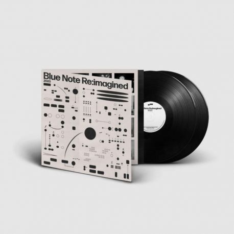 BLUE NOTE RE:IMAGINED 2020 (2 LP) - 180 GRAM PRESSING