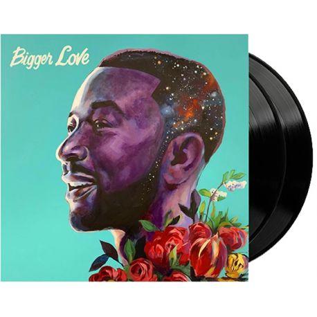 LEGEND, JOHN - BIGGER LOVE (2 LP)