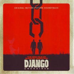 DJANGO UNCHAINED [DJANGO] - QUENTIN TARANTINO (2LP)