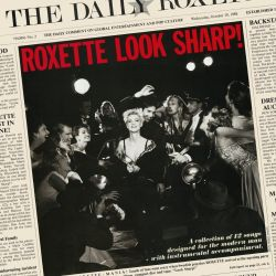 ROXETTE - LOOK SHARP (1 LP) - 180 GRAM CLEAR VINYL PRESSING