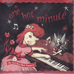 RED HOT CHILI PEPPERS - ONE HOT MINUTE (1 LP)