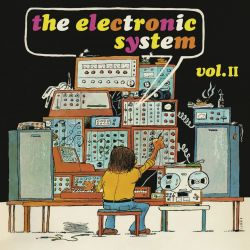 ELECTRONIC SYSTEM - ELECTRONIC SYSTEM [VOL.2] (1 LP) - LIMITED EDITION YELLOW VINYL