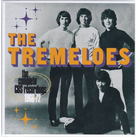 THE TREMELOES - THE COMPLETE CBS RECORDINGS 1966-72 (6 CD)