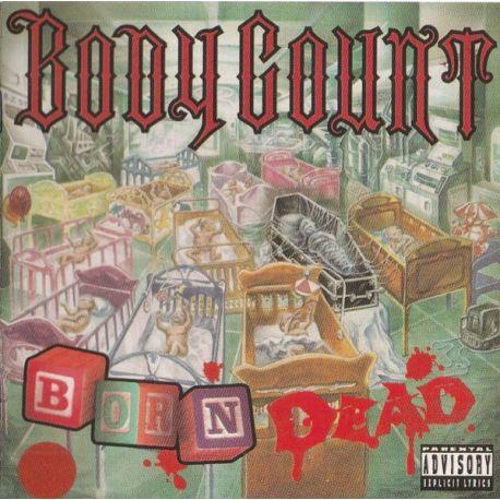 BODY COUNT - BORN DEAD (1 CD)