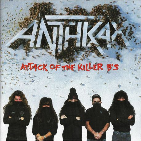 ANTHRAX - ATTACK OF THE KILLER B'S (1 CD)