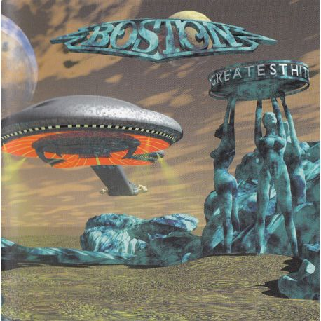 BOSTON - GREATEST HITS (1 CD)