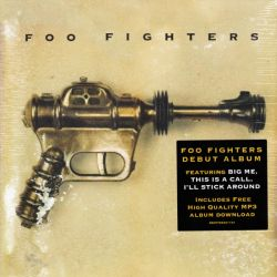 FOO FIGHTERS - FOO FIGHTERS (1 LP + MP3 DOWNLOAD) - WYDANIE AMERYKAŃSKIE