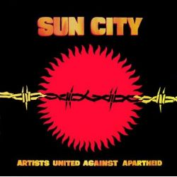 Sun City: Artists United Against Apartheid - Various Artists (Vinyl LP)