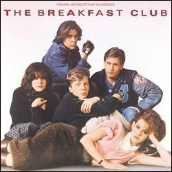 Breakfast Club: Original Motion Picture Soundtrack - Various Artists (Vinyl LP)