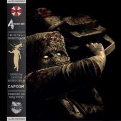 Capcom Sound Team - Resident Evil 4: Original Soundtrack (Vinyl 4LP)