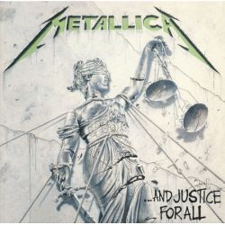 METALLICA - ...AND JUSTICE FOR ALL (1 CD)