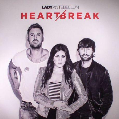 LADY ANTEBELLUM - HEART BREAK (1 LP)