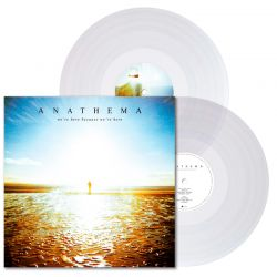 ANATHEMA - WE'RE HERE BECAUSE WE'RE HERE (2 LP) - CLEAR VINYL
