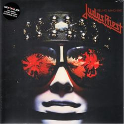 JUDAS PRIEST - KILLING MACHINE (1 LP) - 180 GRAM PRESSING