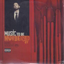 EMINEM - MUSIC TO BE MURDERED BY (2 LP) - WYDANIE AMERYKAŃSKIE