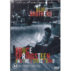 SPRINGSTEEN, BRUCE & E STREET BAND - BLOOD BROTHERS (1DVD)