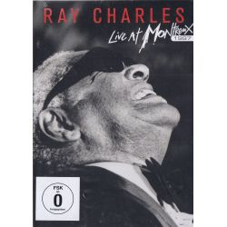 CHARLES, RAY - LIVE AT MONTREUX 1997 (1 DVD)