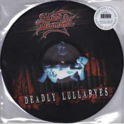 KING DIAMOND - DEADLY LULLABYES: LIVE (2 LP) - LIMITED EDITION PICTURE DISC
