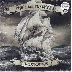 REAL MCKENZIES, THE - WESTWINDS (1 LP)