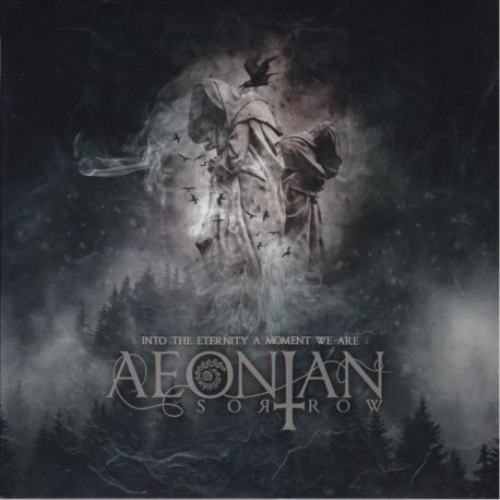 AEONIAN SORROW - INTO THE ETERNITY A MOMENT WE ARE (2 LP)