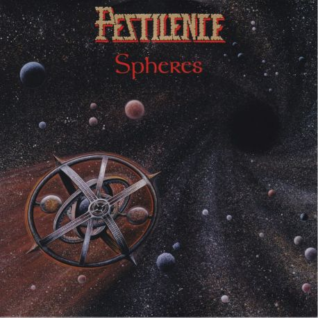 PESTILENCE - SPHERES (1 LP)