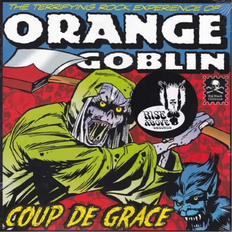 ORANGE GOBLIN ‎– COUP DE GRACE (2 LP)