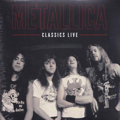 METALLICA - CLASSICS LIVE (2 LP)