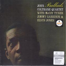 COLTRANE, JOHN QUARTET - BALLADS (1 LP) - ACOUSTIC SOUNDS SERIES - 180 GRAM PRESSING - WYDANIE AMERYKAŃSKIE