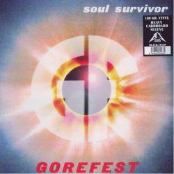 GOREFEST - SOUL SURVIVOR (1 LP) - 180 GRAM PRESSING