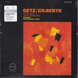 GETZ, STAN & JOAO GILBERTO - GETZ / GILBERTO (1 LP) - ACOUSTIC SOUNDS SERIES - 180 GRAM PRESSING - WYDANIE AMERYKAŃSKIE