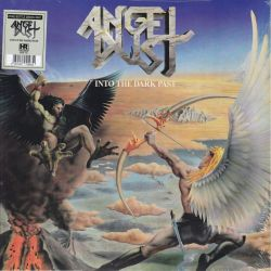 ANGEL DUST - INTO THE DARK PAST (1 LP) - LIMITED EDITION COKE BOTTLE GREEN VINYL PRESSING