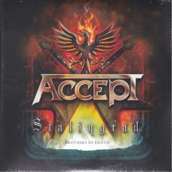 ACCEPT - STALINGRAD: BROTHERS IN DEATH (2 LP)