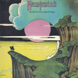 HAWKWIND - WARRIOR ON THE EDGE OF TIME (1 LP)