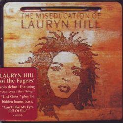 HILL, LAURYN - MISEDUCATION OF LAURYN HILL (1 CD) - WYDANIE AMERYKAŃSKIE