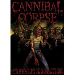 CANNIBAL CORPSE - GLOBAL EVISCERATION (1 DVD)