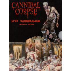 CANNIBAL CORPSE - LIVE CANNIBALISM (1 DVD) - ULTIMATE EDITION