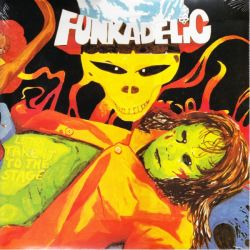 FUNKADELIC - LET\'S TAKE IT TO THE STAGE (1LP)