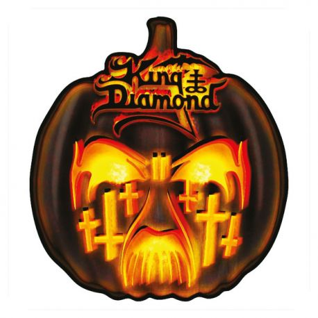 """KING DIAMOND - HALLOWEEN - LIVE (7"""") LIMITED EDITION DIE_CUT PICTURE DISC"""