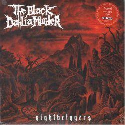 BLACK DAHLIA MURDER, THE - NIGHTBRINGERS (1 LP) - SIGNAL ORANGE EDITION