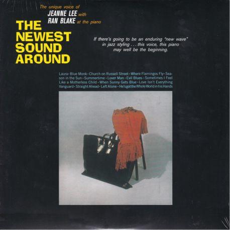 LEE, JEANNE AND RAN BLAKE - THE NEWEST SOUND AROUND (1 LP)