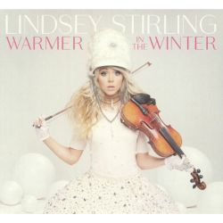 STIRLING, LINDSEY - WARMER IN THE WINTER (1 CD)