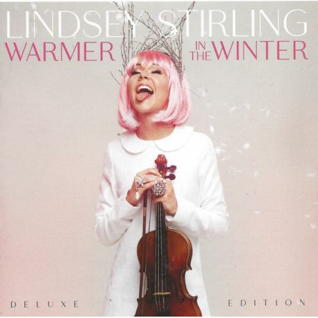 STIRLING, LINDSEY - WARMER IN THE WINTER (1 CD) - DELUXE EDITION