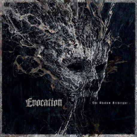 EVOCATION - THE SHADOW ARCHETYPE (1 LP) - 180 GRAM PRESSING