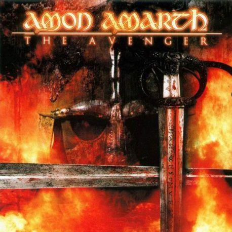 AMON AMARTH – THE AVENGER (1 LP) - 180 GRAM PRESSING