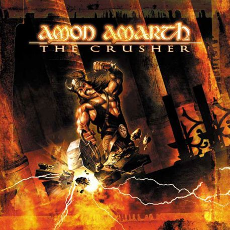 AMON AMARTH – THE CRUSHER (1 LP) - 180 GRAM PRESSING