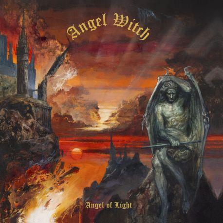 ANGEL WITCH - ANGEL OF LIGHT (1 LP) - LIGHT YELLOW EDITION