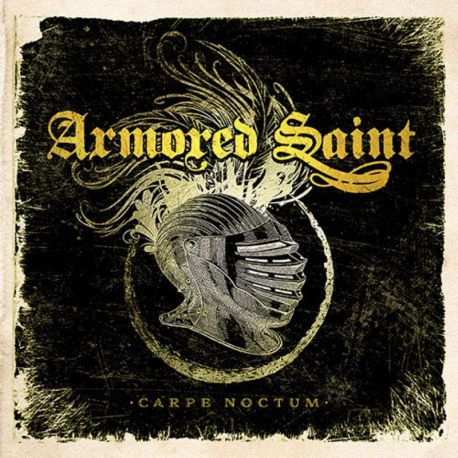 ARMORED SAINT - CARPE NOCTUM (1 LP) - YELLOW GOLD CLEAR EDITION